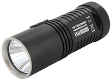 Nitecore Explorer EA41 Compact Searchlight - CREE XM-L2 (U2) LED - Cool or Neutral White - 1020 Lumens - Uses 4 x AAs