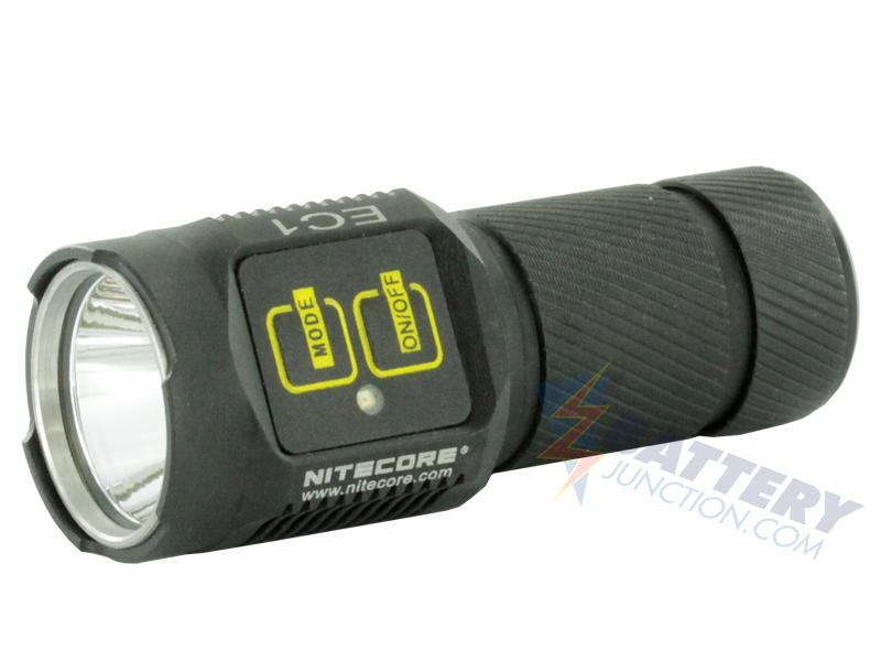 Nitecore EC1 Explorer Series LED Flashlight - 280 Lumens - Uses 1 x CR123 battery (Not Included)