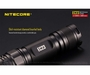 Nitecore EC23 LED Flashlight - CREE XHP35 HD E2 - 1800 Lumens - Uses 1 x IMR 18650 or 2 x CR123As