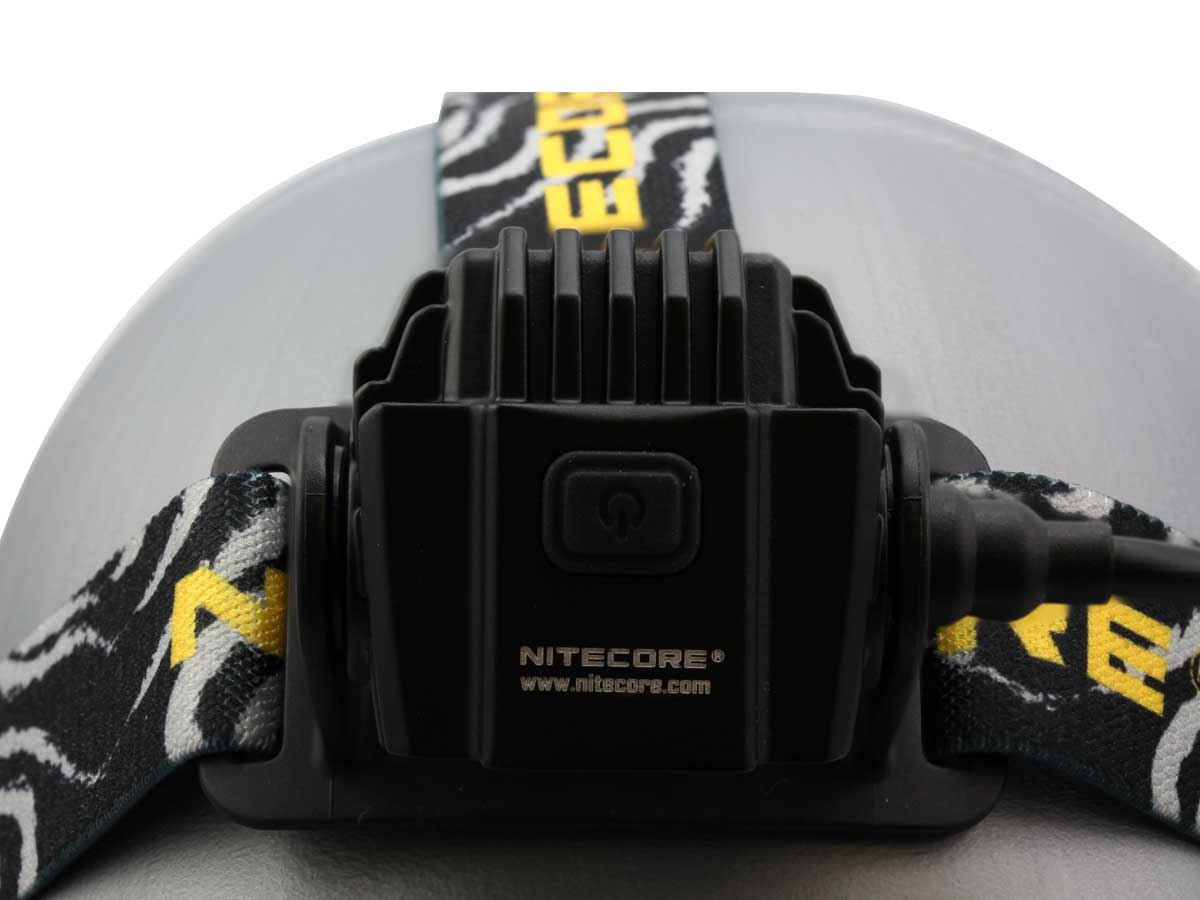Main Features of the Nitecore HA40