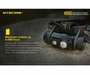 NITECORE HC65 up to 800 hour runtime