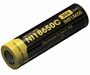 Nitecore IMR 18650 2500mAh 3.6V Unprotected High-Drain 30A Lithium Manganese (LiMn2O4) Flat Top Battery - Retail Card