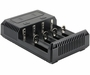 Nitecore Intellicharge i4 4 Channel Smart Charger for Li-ion, Ni-Cd, & NiMH Batteries - 2016 Edition