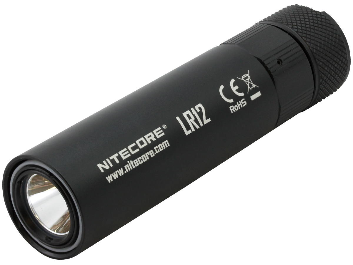 Nitecore LR12 Handheld LED Light