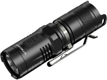 Nitecore Multitask MT10C Tactical Flashlight - CREE XM-L2 U2 LED - 920 Lumens - Uses 1 x CR123A