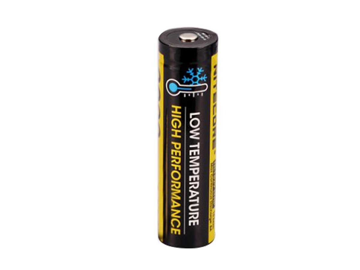 Nitecore NL1829-LTHP 18650 Low Temp High Performance Battery