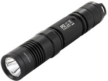 Nitecore Precise P12 (2015) Flashlight - CREE XM-L2 (U2) LED - Cool or Neutral White - 1000 Lumens - Uses 1 x 18650 or 2 x CR123A
