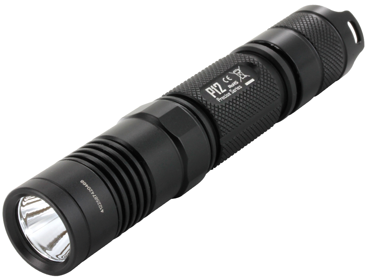 Nitecore P12 LED Flashlight With Smooth Reflector