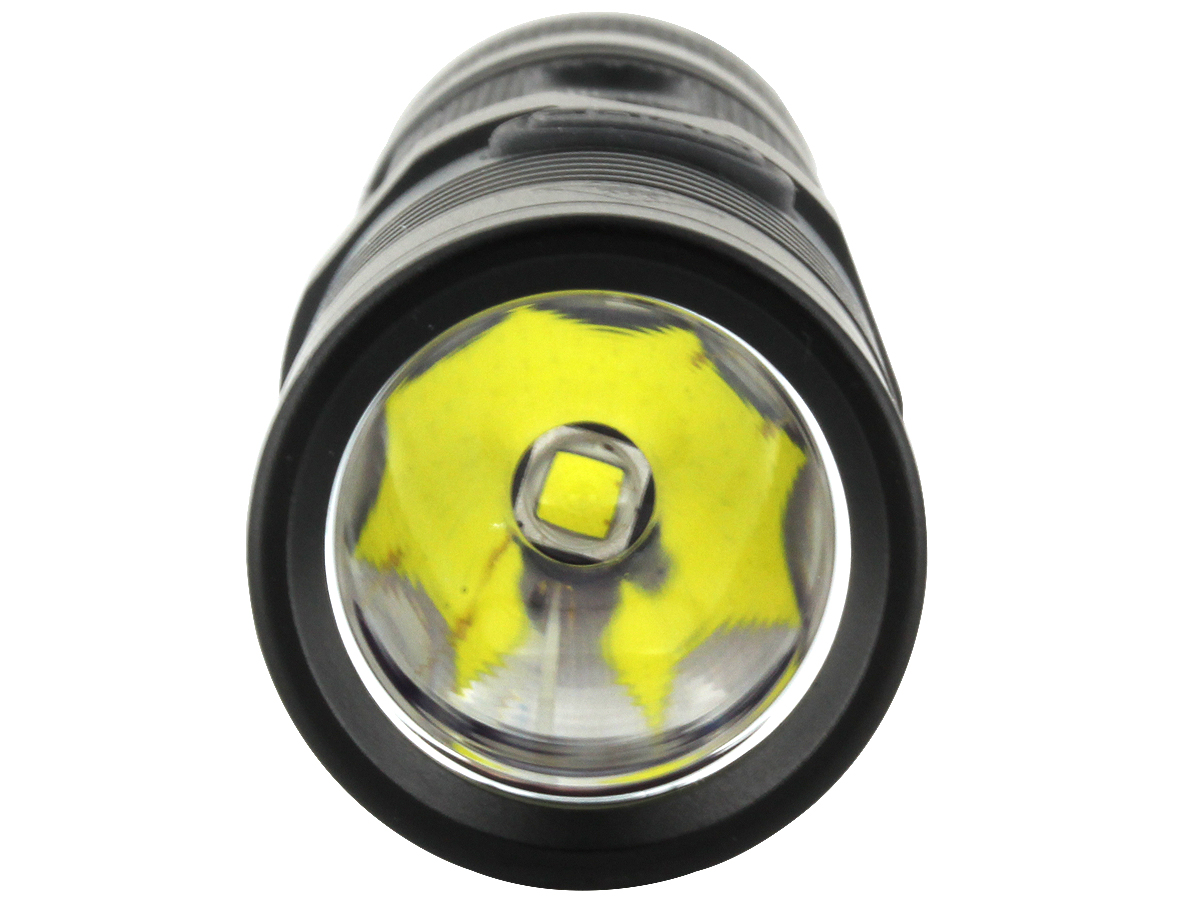 Close-Up of Nitecore P12's XM-L2 U2 LED