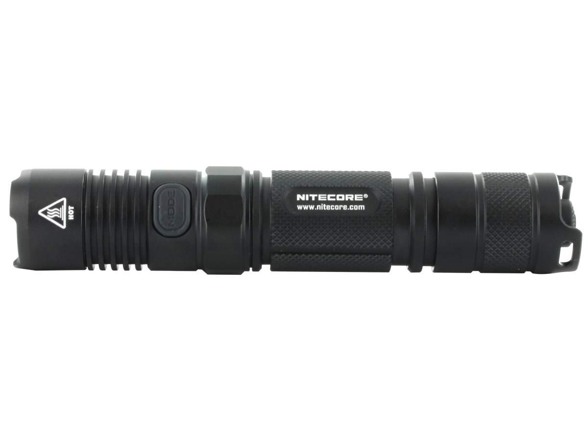Nitecore Precise P12GT Flashlight - CREE XP-L HI V3 LED - 1000 Lumens - Uses 1 x 18650 or 2 x CR123As