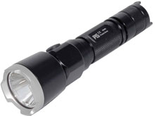Nitecore Precise P15 Long-Range Hunting Flashlight - CREE XP-G2 R5 LED - 430 Lumens - Uses 1 x 18650 or 2 x CR123As