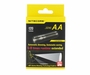 Nitecore SENS Compact LED Flashlight with Active Dimming Technology (ADT) 120 Lumens - Uses 1 x AA