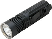 Nitecore SmartRing Tactical SRT9 LED Flashlight - CREE XHP50 White LED - Red, Blue, Green, and UV LEDs - 2150 Lumens - Uses 2 x 18650 or 4 x CR123A - Now Available with Batteries & a Charger