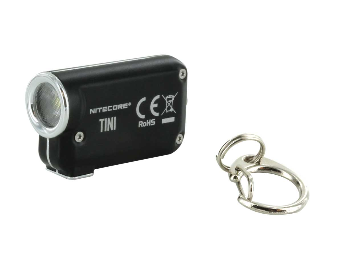 Nitecore TINI protection circuit