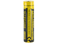 Nitecore NL18650D IMR 18650 3100mAh 3.6V Protected High-Drain 30A Lithium Manganese (LiMn2O4) Button Top Battery for the TM03  - Boxed