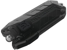 Nitecore Tube UV (Ultraviolet) USB Rechargeable Keylight - 365nm LED - 500mW - Built-in Battery Pack - Black