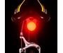 Nite Ize BikeLit Snap-On LED Indicator Light for Bikes - Combination Pack with Red & White LEDs - Includes 2 x CR2016s (NBL2-06-02-10)