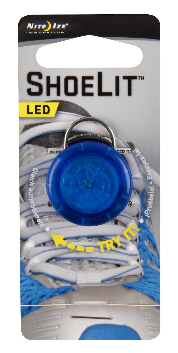 Blue Safety Light for Shoes