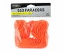 Nite Ize 550 Paracord High-Strength Utility Cord - 50 Feet - 550-Pound Break Strength - Orange (PC550-04-5031)