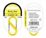 Nite Ize S-Biner SBP2 - Plastic Double-Gated Carabiner Clip - #2 - Variety of Colors