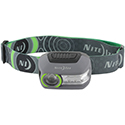 Nite Ize Radiant 250 Rechargeable Headlamp - Red and White LEDs - 250 Lumens - Includes Lithium Polymer Battery (R250RH-17-R7)