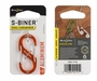 Orange S-Biner in retail card