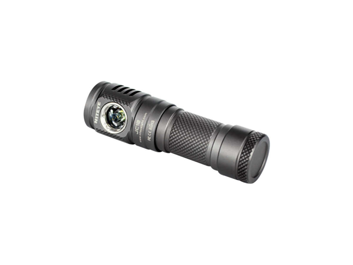 Niteye JC10 Outdoor Mini Lamp Fairy LED Flashlight - 260 Lumens - CREE XP-G2 R5 LED - Runs on 1x CR123A (Battery not included)