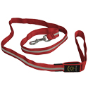 Nite Ize Nite Dawg 5-Foot-Long LED Pet Leash - Red LED - Includes 1 x CR2032 - Red (NNL-03-10)