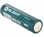 Olight ORB-186P26 18650 2600mAh 3.7V Protected Lithium Ion (Li-ion) Button Top Battery - Plastic Box or Retail Card
