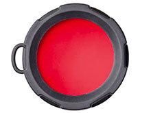 Olight Red Filter - Fits the Olight M10 and M18 LED Flashlights (OLIGHT-FM10-R)