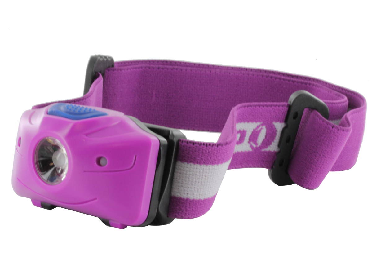 Olight H05 Active Headlamp - CREE XM-L2 LED - 150 Lumens - Includes 2 x AAAs - Blue, Green, Orange or Purple