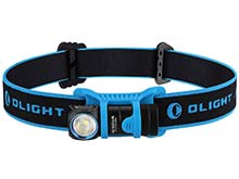 Olight H1 Nova CW Headlamp - CREE XM-L2 LED (Cool White or Neutral White) - 500 Lumens - Uses 1 x CR123A (Included) or 1 x 16340