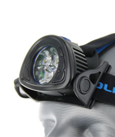Olight H35 Wave Rechargeable LED Head Lamp with 3 x CREE XM-L2 LEDs 1500 Lumens