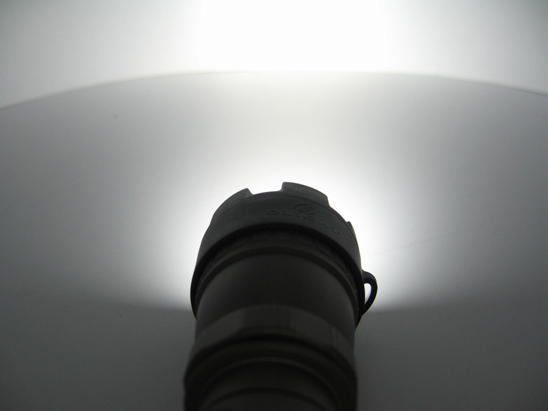 Olight Diffuser Filter - Fits the Olight M20 LED Flashlights