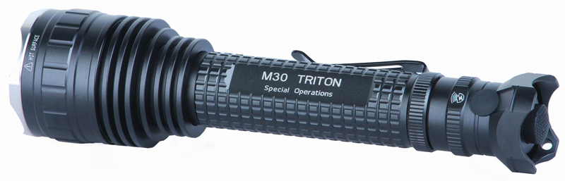 Olight M30 Triton LED Flashlight with CREE MC-E 700 Lumens