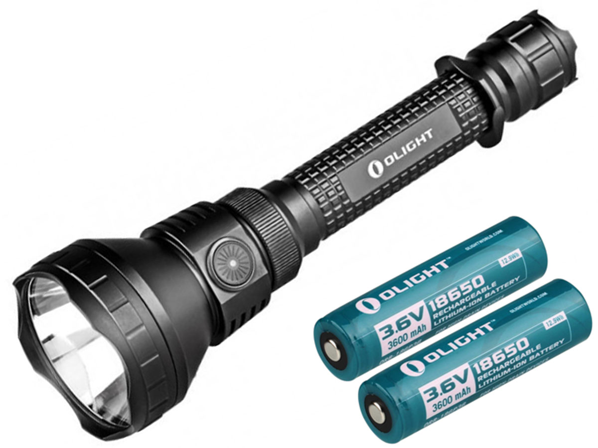 Olight M3XS-UT Search Light Kit with Batteries Included