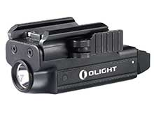 Olight PL-MINI Pistol Light Angle