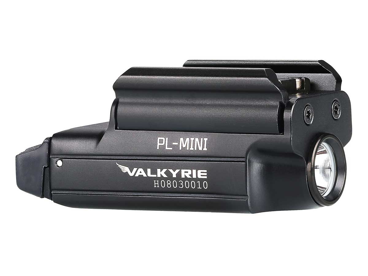 Olight PL-MINI side view