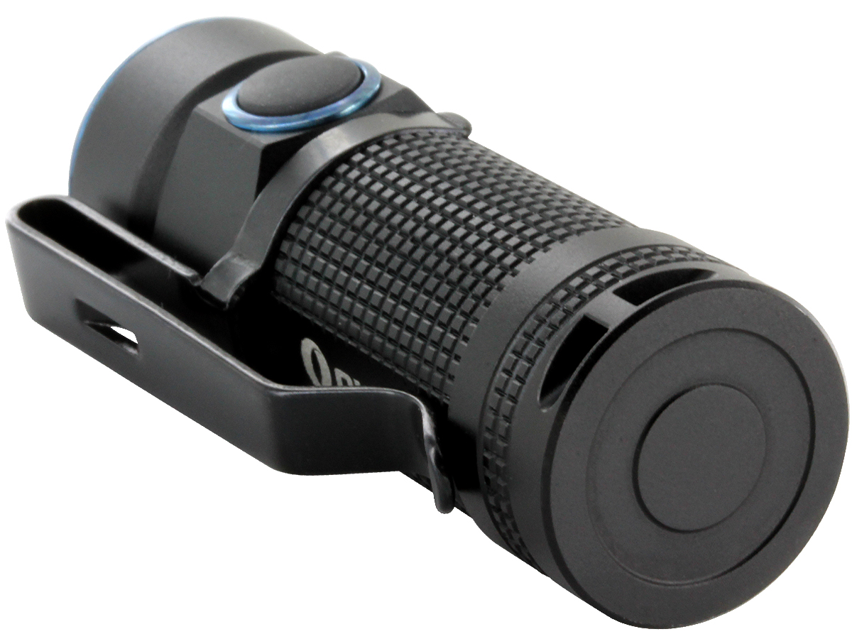 Olight S1 Baton Flashlight with Magnetic Tailcap - CREE XM-L2 CW LED - 500 Lumens - Uses 1 x RCR123A or 1 x CR123A