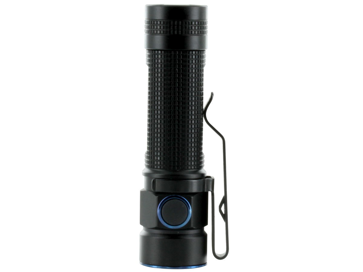 Olight S1A Baton Flashlight with Magnetic Tailcap - CREE XM-L2 LED - Uses 1 x 14500 or 1 x AA (Included)