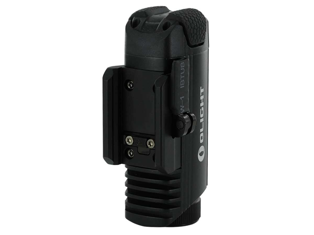 Olight PL1 II Valkyrie LED Pistol Light - Picatinny and Glock Rails - CREE XP-L CW LED - 450 Lumens - Includes 1 x CR123A
