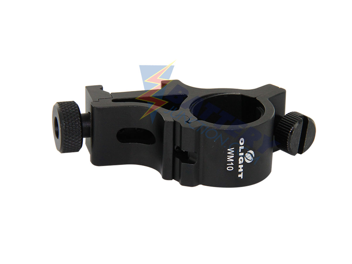 Olight Off Set Weapon Mount - Fits the M10 and M18 LED Flashlights (OLIGHT-WM10)