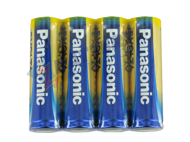 AA Panasonic Evolta Alkaline Batteries- Box of 40