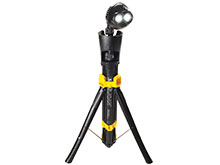 Pelican 9420XL Remote Area Light / LED Work Light Kit with Collapsible Tripod - 1000 Lumens  - Includes Battery Pack
