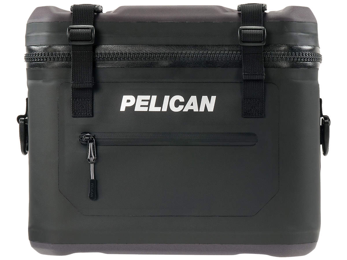 Front of the Pelican SC12 Cooler