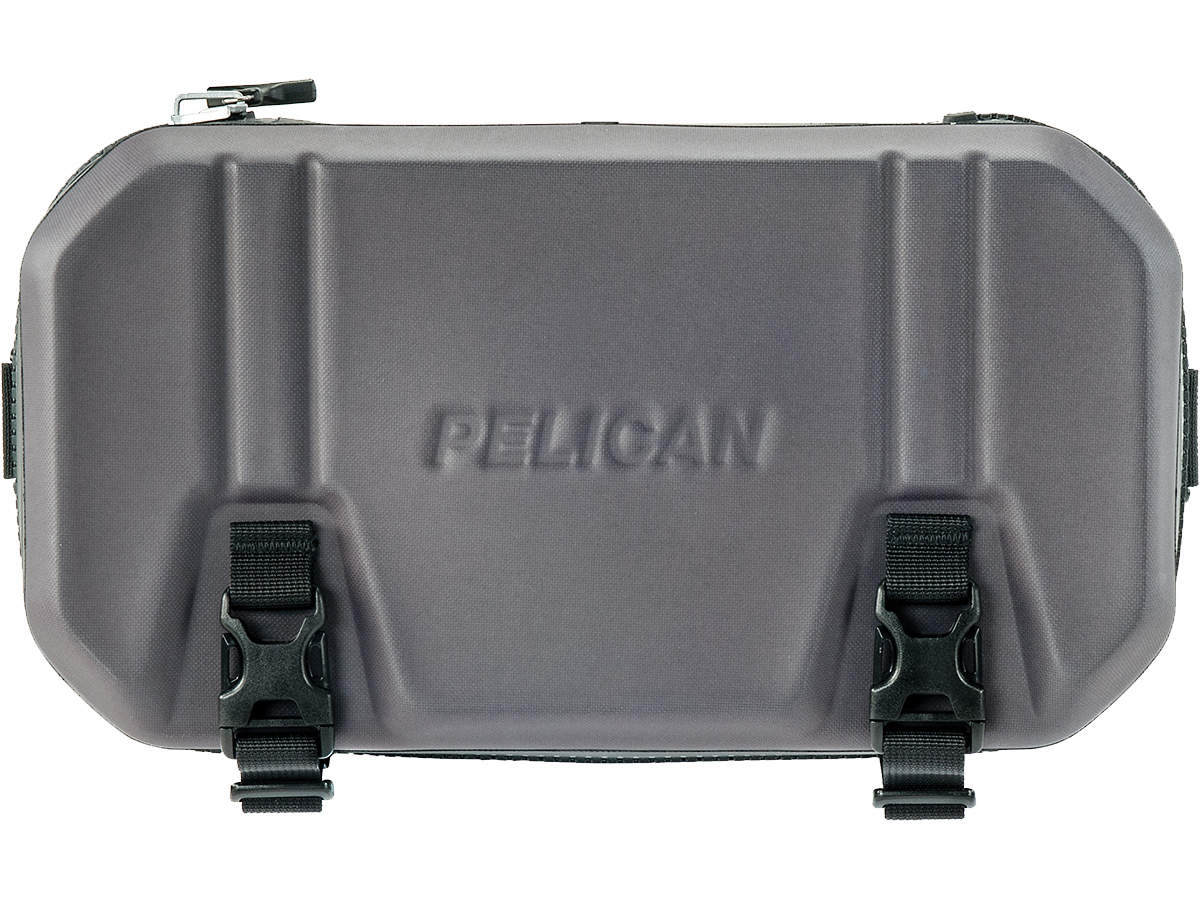 Top of Pelican SC12 Cooler with lid closed