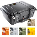 Pelican 1400 Small Watertight Case with Foam - 6 Colors Available