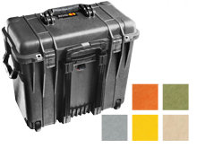 Black Version of the Black Pelican 1440 Top Loader Case