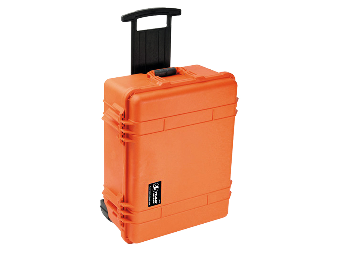 Pelican 1560 Watertight Case - Available in 6 Colors - With or Without Foam