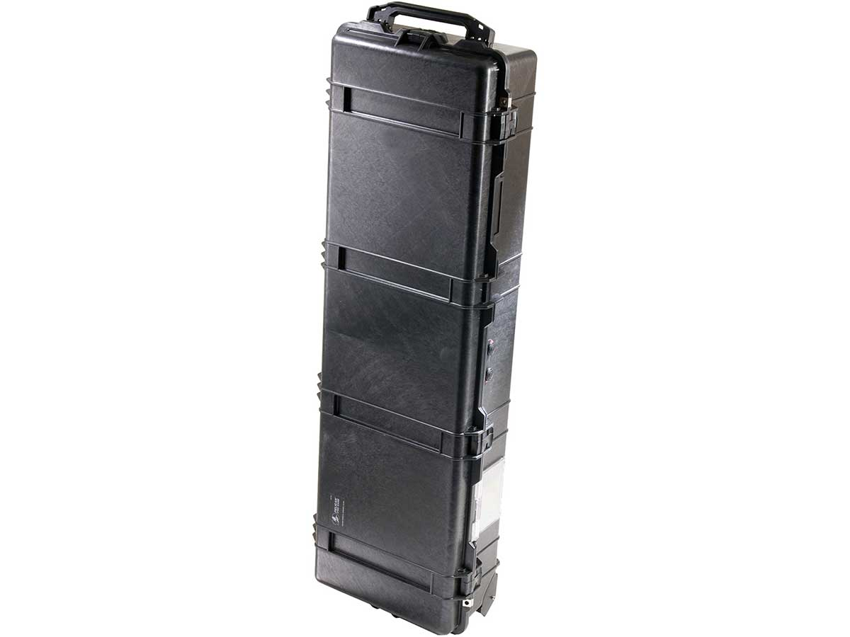 Pelican 1770 Long Gun Case - Optional Foam and Pelican Logo